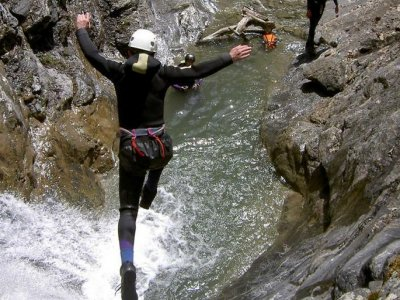 Canyon Forest Canyoning