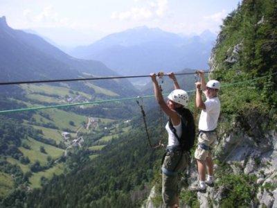 Savoie Aventure Via Ferrata