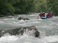 Hydrospeed en Savoie