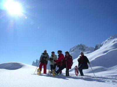 Savoie Aventure Raquettes à neige