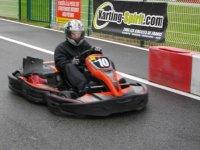 Karting en Poitou Charente avec Promosports