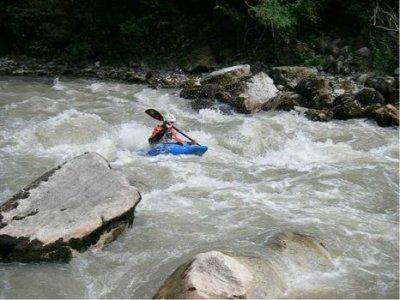Eaux zones Kayak