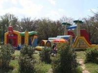 Parc enfants et jeux gonflables