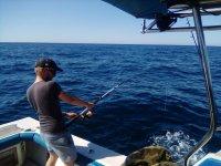 Initiation à la pêche