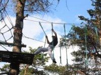 Sport et adrenaline a Laye