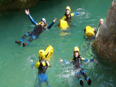 L'Office des Sports de Montagne Canyoning