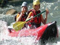 Kayak Raft pour tous dans les Hautes Pyrenees