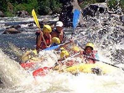 Tonic Aventure Rafting