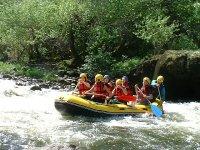 Experience rafting avec Tonic Aventure