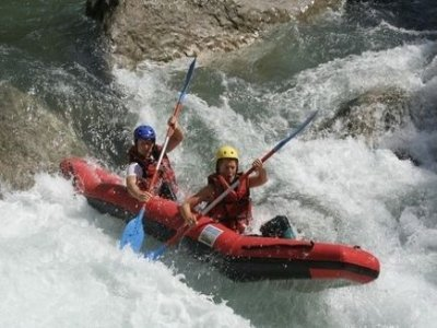 Provence Rafting Canoe Canoë