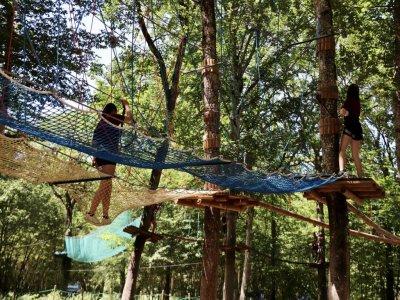 Parc Evasion Parcours Aventure