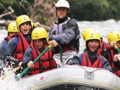 Coureurs de Rivières Rafting