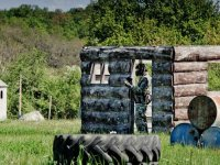 Paintball dans l'Allier - 500 billes - Adultes