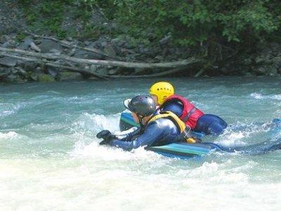 Coureurs de Rivières Hydrospeed