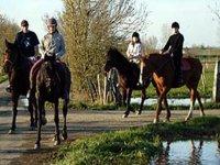 Etrier Fontenaisien balade a cheval