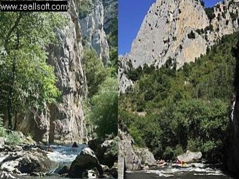 Vive la canyoning dans l Aude