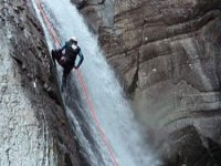 Canyoning Sportif-Canyon du Gourg des Anelles-3h