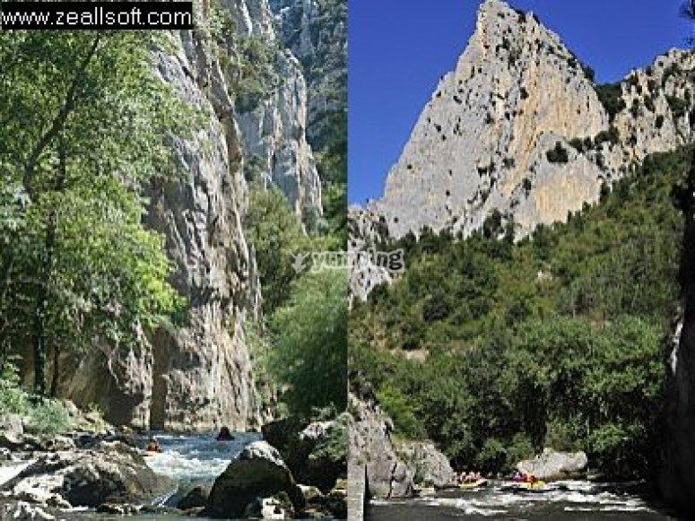 Via Ferrata au coeur de l Aude