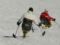Uni Ski en totale autonomie