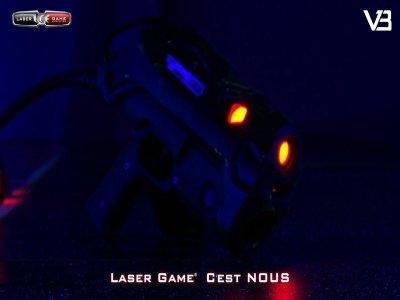 Laser Game Evolution PARIS 14