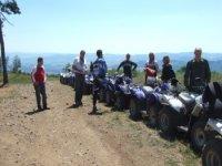 L aventure quad en groupe