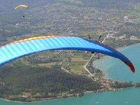 Profitez de la vue panoramique en parapente