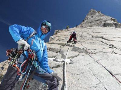 Kailash Adventure Escalade