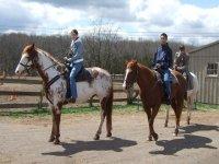 Equitation et balades a cheval en Essonne