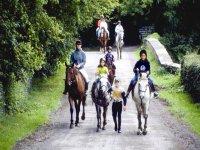 Promenades a cheval proche de Paris