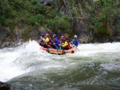 Rafting Découverte sur l'Ariège - 2h00