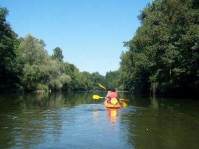 Canoë/Kayak sur l'Ariège - Enfant 6/11 ans - 2h