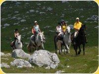 Randonnee Equestre sur 1 a 6 jours