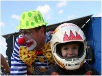 Anniversaire enfantau karting
