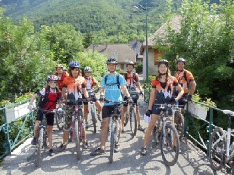 Escapade VTT en Alsace