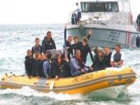 Le bateau de Lagune Plongee