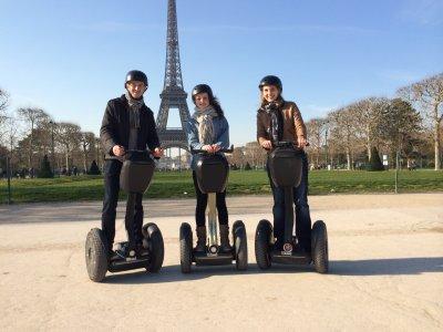 Eiffel Tour en Segway - 2 heures
