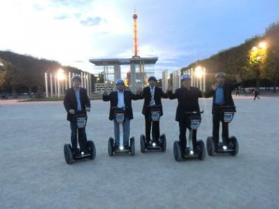 Paris By Night en Segway - de 16 ans