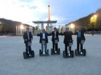Segway Paris By Night