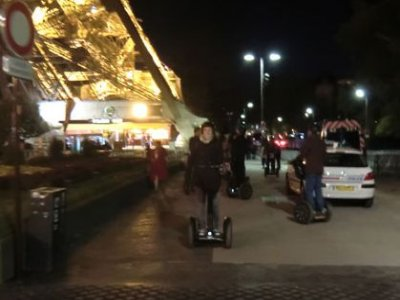 Paris By Night en Segway - 2 heures