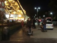 Segway de nuit dans Paris