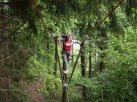 Parcours Aventure du Haut Beaujolais