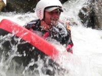 Hydrospeed adrenaline
