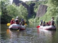 Rafting en groupe