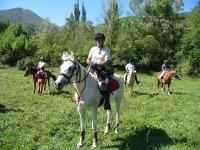 Esprit randonnee equestre
