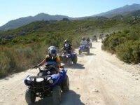 Randonnee Quad en Corse avec St Flo Quad