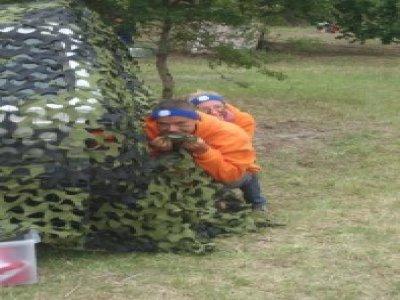 Laser Game Outdoor dans le Pas-de-Calais 1/2h