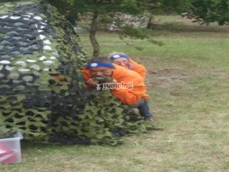 Laser Game Outdoor Adulte