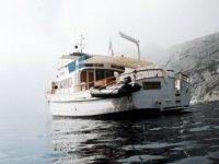 le bateau du centre