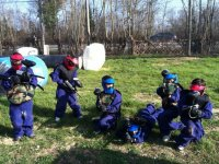 Initiation paintball a partir de 6 ans