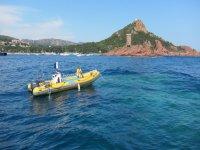 Sorties en mer avec le CMA Plongee
